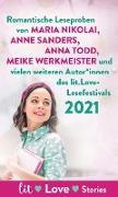Cover-Bild zu lit.Love-Stories 2021 (eBook) von Astner, Lucy