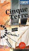 Cover-Bild zu DuMont Direkt Reiseführer Cinque Terre. 1:50'000 von Hauer, Hannah