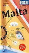 Cover-Bild zu DuMont direkt Reiseführer Malta. 1:55'000 von Latzke, Hans E.