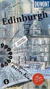 Cover-Bild zu DuMont direkt Reiseführer Edinburgh. 1:10'000 von Eickhoff, Matthias