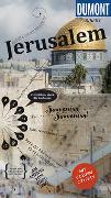 Cover-Bild zu DuMont direkt Reiseführer Jerusalem. 1:11'500 von Rauch, Michel