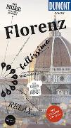 Cover-Bild zu DuMont direkt Reiseführer Florenz. 1:9'500 von Namuth, Michaela