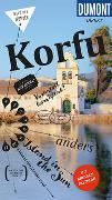 Cover-Bild zu DuMont direkt Reiseführer Korfu. 1:115'000 von Bötig, Klaus