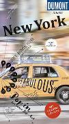 Cover-Bild zu DuMont direkt Reiseführer New York. 1:17'000 von Moll, Sebastian