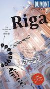 Cover-Bild zu DuMont direkt Reiseführer Riga. 1:15'000 von Könnecke, Jochen