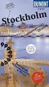 Cover-Bild zu DuMont direkt Reiseführer Stockholm. 1:14'500 von Juling, Petra