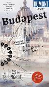 Cover-Bild zu DuMont direkt Reiseführer Budapest. 1:12'800 von Eickhoff, Matthias