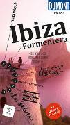Cover-Bild zu DuMont direkt Reiseführer Ibiza, Formentera. 1:100'000 von Krause, Patrick