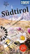 Cover-Bild zu DuMont direkt Reiseführer Südtirol. 1:270'000 von Kuntzke, Reinhard