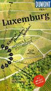 Cover-Bild zu DuMont direkt Reiseführer Luxemburg. 1:170'000 von Tiburzy, Reinhard