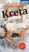 Cover-Bild zu DuMont direkt Reiseführer Kreta. 1:310'000 von Bötig, Klaus