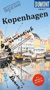 Cover-Bild zu DuMont direkt Reiseführer Kopenhagen. 1:13'500 von Klüche, Hans