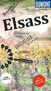 Cover-Bild zu DuMont direkt Reiseführer Elsass. 1:275'000 von Kalmbach, Gabriele