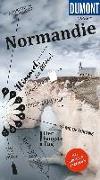 Cover-Bild zu DuMont direkt Reiseführer Normandie. 1:600'000 von Simon, Klaus