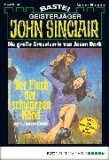Cover-Bild zu John Sinclair Gespensterkrimi - Folge 47 (eBook) von Dark, Jason