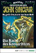 Cover-Bild zu John Sinclair Gespensterkrimi - Folge 50 (eBook) von Dark, Jason