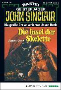 Cover-Bild zu John Sinclair Gespensterkrimi - Folge 14 (eBook) von Dark, Jason