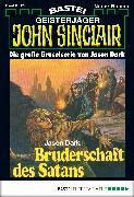 Cover-Bild zu John Sinclair Gespensterkrimi - Folge 20 (eBook) von Dark, Jason
