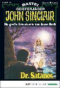 Cover-Bild zu John Sinclair Gespensterkrimi - Folge 03 (eBook) von Dark, Jason