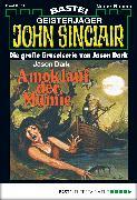Cover-Bild zu John Sinclair Gespensterkrimi - Folge 17 (eBook) von Dark, Jason