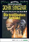 Cover-Bild zu John Sinclair Gespensterkrimi - Folge 12 (eBook) von Dark, Jason