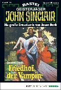 Cover-Bild zu John Sinclair Gespensterkrimi - Folge 06 (eBook) von Dark, Jason