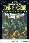 Cover-Bild zu John Sinclair Gespensterkrimi - Folge 37 (eBook) von Dark, Jason