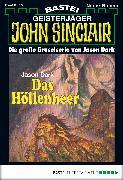 Cover-Bild zu John Sinclair Gespensterkrimi - Folge 16 (eBook) von Dark, Jason