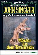 Cover-Bild zu John Sinclair Gespensterkrimi - Folge 02 (eBook) von Dark, Jason