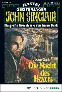 Cover-Bild zu John Sinclair Gespensterkrimi - Folge 01 (eBook) von Dark, Jason