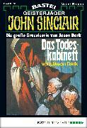 Cover-Bild zu John Sinclair Gespensterkrimi - Folge 31 (eBook) von Dark, Jason