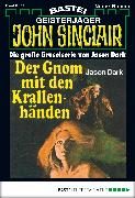 Cover-Bild zu John Sinclair Gespensterkrimi - Folge 11 (eBook) von Dark, Jason