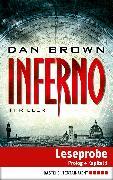 Cover-Bild zu Inferno - Prolog und Kapitel 1 (eBook) von Brown, Dan