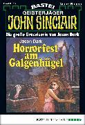 Cover-Bild zu John Sinclair Gespensterkrimi - Folge 18 (eBook) von Dark, Jason