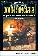 Cover-Bild zu John Sinclair Gespensterkrimi - Folge 15 (eBook) von Dark, Jason