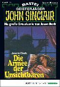 Cover-Bild zu John Sinclair Gespensterkrimi - Folge 13 (eBook) von Dark, Jason
