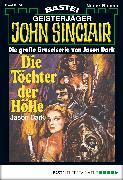 Cover-Bild zu John Sinclair Gespensterkrimi - Folge 07 (eBook) von Dark, Jason