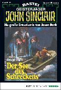 Cover-Bild zu John Sinclair Gespensterkrimi - Folge 21 (eBook) von Dark, Jason