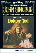 Cover-Bild zu John Sinclair Gespensterkrimi - Folge 19 (eBook) von Dark, Jason