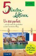 Cover-Bild zu PONS 5-Minuten-Lektüren Französisch A2 - Un été parfait