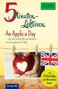 Cover-Bild zu PONS 5-Minuten-Lektüren Englisch A2 - An Apple a Day