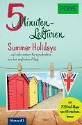Cover-Bild zu PONS 5-Minuten-Lektüren Englisch A1 - Summer Holidays