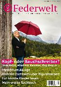 Cover-Bild zu Federwelt 134, 01-2019, Februar 2019 (eBook) von Eschbach, Andreas