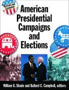 Cover-Bild zu American Presidential Campaigns and Elections (eBook) von Shade, William G. (Hrsg.)