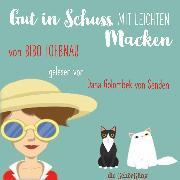 Cover-Bild zu Gut in Schuss mit leichten Macken (Audio Download) von Loebnau, Bibo