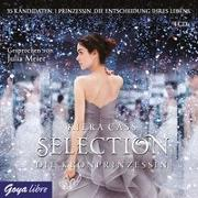 Cover-Bild zu Selection 04. Die Kronprinzessin von Cass, Kiera