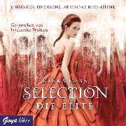 Cover-Bild zu Selection. Die Elite (Audio Download) von Cass, Kiera