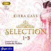 Cover-Bild zu Selection Band 1 bis 3 von Cass, Kiera