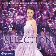 Cover-Bild zu Selection. Die Krone (Audio Download) von Cass, Kiera
