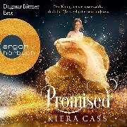 Cover-Bild zu Promised - Promised, (Ungekürzt) (Audio Download) von Cass, Kiera